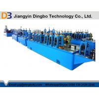 China Carbon Steel Tube Mill Equipment , Straight Seam Welded Tube Rolling Mill wholesale