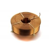 China Winding Round Induction Copper Electromagnetic Coil 44.75mm Thinckness wholesale
