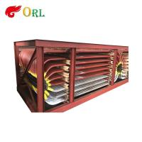 China 1 Ton Steam Boiler Water Wall , High Strength Gas Fire Steam Boiler Water Tube wholesale