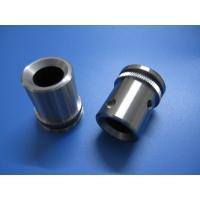 China Precision Custom Metal Parts Threaded Tube For CNC Machine With Stainless steel wholesale
