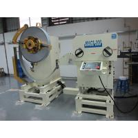 Buy cheap Precision Leveling Machine , Coil Plate Automatic Feeder Feeding Metal Material from wholesalers