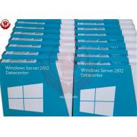 Quality OEM Software Windows Server Datacenter 2012 R2 Online Activation for sale