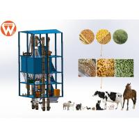 China Low Noise Livestock Feed Pellet Production Plant For Animal Husbandry Industry wholesale