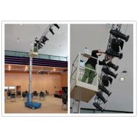 China Single Person Man Lift For Supermarket , GTWZ3-1003 Self Propelled Manlift wholesale