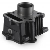 Quality DY50--50cc Black Motorcycle 4 Stroke Cylinder Air Cooled Mode , 39mm Bore Diameter for sale