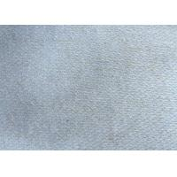 China Home Textile White Weave Plain Polyester Fabric Eco Firendly wholesale