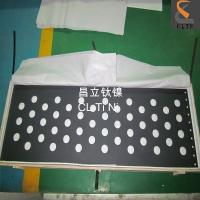 China DSA titanium anode plate for electrowinning on sale