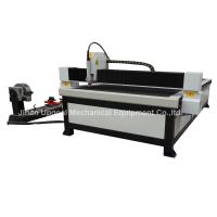 China Steel Tube Steel Plate CNC Plasma Cutting Machine with Rotary Axis 125A wholesale