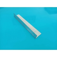 China Zinc Coat Partition 25/25 Steel Wall Angle For Wall Corner Fitting wholesale