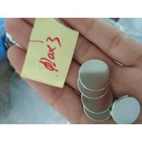"China 3/8"" x 1/8"" Disc Neodymium magnet industrial magnet permanent wholesale"