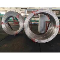 Buy cheap Low Carbon Single Wall Steel Bundy Tube Coated Galvanized Surface Be Flat 4.76 from wholesalers