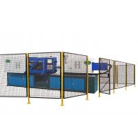 China Industrial Machine Guarding , Perimeter Safety Guarding For Package Equipment Protector wholesale