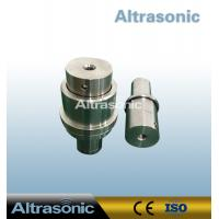 Quality 35Khz Ultrasonic Converter with Alumium Shell for Drilling Machine for sale