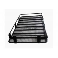 China 4X4 Universal Roof Rack Cargo Baskets Steel Material For Toyota Land Cruiser 80 Series wholesale
