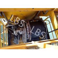 China Offshore Marine Platform Wire Rope Marine Drum Winch Long Service Life on sale