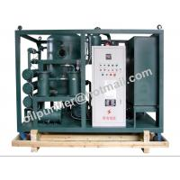 China Transformer Oil Filtration Plant China Supplier, vacuum distillation cleaning system wholesale