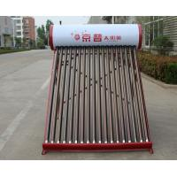 China Evacuated tube collector solar water heating system wholesale
