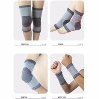 China Bamboo Charcoal Knee Support Elastic Compression Sleeve( 1 Pair) wholesale