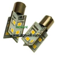 China canbus led light 1156 16smd5050 Canbus lamp 25mm can bus bulb wholesale