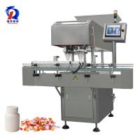 China Tablet Capsule Counting Machine  , Electronic Pill Counter And Bottle Filling Machine wholesale