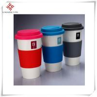 China Custom 2d,3d or full printing cute Eco-friendly non-toxic pvc coffee mugs for kids wholesale