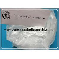 China 99% Purity Muscle Building Steroids Powder Clostebol Acetate 4-Chlorotestosterone Acetate CAS 855-19-6 wholesale