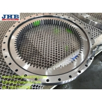 China RKS.162.16.1204 Slewing bearing with gear 1072x1289x68 mm for mill machine wholesale