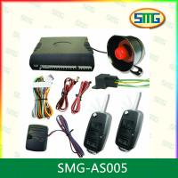 China SMG-AS005 One Way Car Alarm easy car alarm system HOT SALE in Dubai, Middle east, Africa wholesale