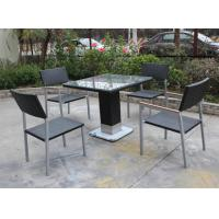 Quality outdoor dinning teak furniture-16236 for sale