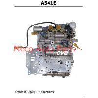 China Auto transmission A541E sdenoid valve body good quality used original parts wholesale