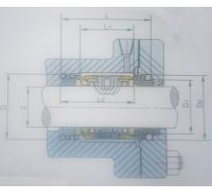 China 224 pump mechanical seals, 224 mechanical shaft seals, Mechanical seals 224 type wholesale