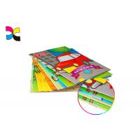China A5 Size Hight Quality Full Color With OEM Design Paperback Book Printing on sale