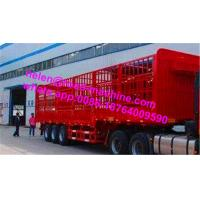 Buy cheap Sinotruck  SWZ 4 X 2 Tractor   Semi Trailer Truck Red White Color Can Be Choosed from wholesalers