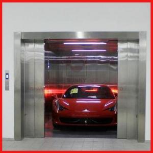 China Safety Building Lifts Elevators Automobile Car Elevator 3000~5000kg Load on sale