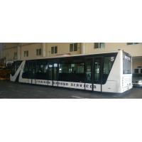Quality Nice airport shuttle bus equivalent to Cobus3000S high passenger capacity for sale