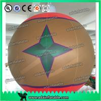 China New Brand Event Hanging Decoration Inflatable Ball With LED Light/Inflatable balloon Decor wholesale