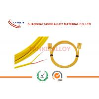 China Insulated High Temp PVC Silicone Rubber Electric Wire For Industry wholesale