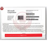 China Spanish Microsoft 64 Bit Windows 10 Operating System Key with DVD medium wholesale