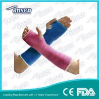 China Orthopedic fiberglass casting tape with CE & FDA certified wholesale