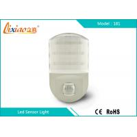 China 9 LED PIR Sensor Light Plastic LED Motion Sensor Light European / British Plug​ on sale