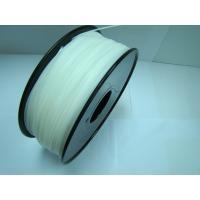 Buy cheap Custom White HIPS 3d Printer Filament 3mm , reusable 3d printing material product