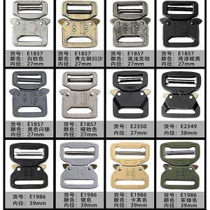 China military cobra buckle metal Magnetic belt buckle for tactical belt metal buckle on sale