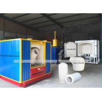Quality Electric Crucible Furnace for Glass Melting for sale