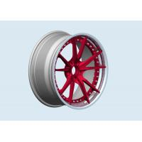 Quality BSL12/3 piece wheels /step lip/forged wheels/front mount rims/20x11 for sale