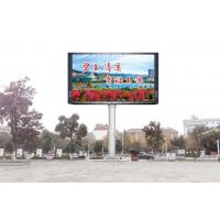 China Outdoor Waterproof Advertising Led Billboard Signs P10 SMD LED Module Aluminum wholesale
