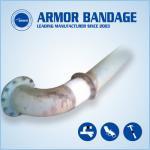 China new hot selling plastic pvc flexible /pvc pipe leak repair /sealing clamp/pipe repair bandage wholesale