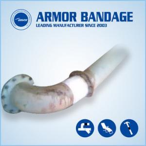 China Low Working Temperature Fiberglassfix Wrap Widely Used Plumbing Pipe Repair Wrap Pipe Repair Cast Bandage wholesale