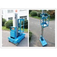 China GTWZ5-1005 Vertical Self Propelled Aerial Work Platform For Warehouse wholesale