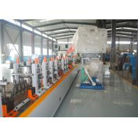 China High Speed TIG Welded Tube Mill , Industrial Pipe Milling Machine wholesale