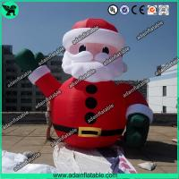 China Inflatable Claus,Inflatable Santa,Inflatable Mascot Cartoon,Christmas Oxford Inflatable wholesale